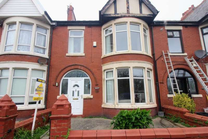 3 Bedrooms Terraced House for sale in Warley Road, North Shore