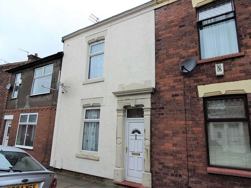 2 Bedrooms Terraced House for sale in Fletcher Road, Preston