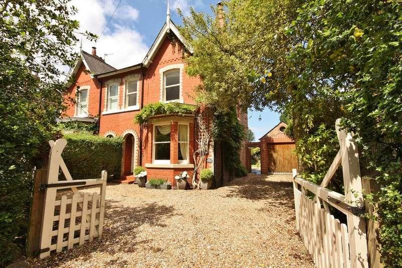 4 Bedrooms Semi Detached House for sale in Moor Lane, Wilmslow