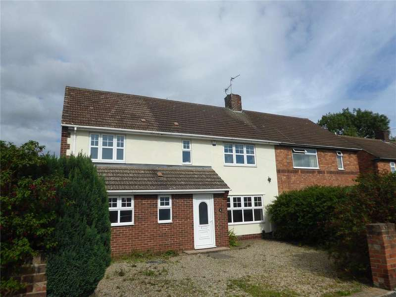 4 Bedrooms Semi Detached House for rent in Browning Avenue, Hartlepool, Cleveland, TS25
