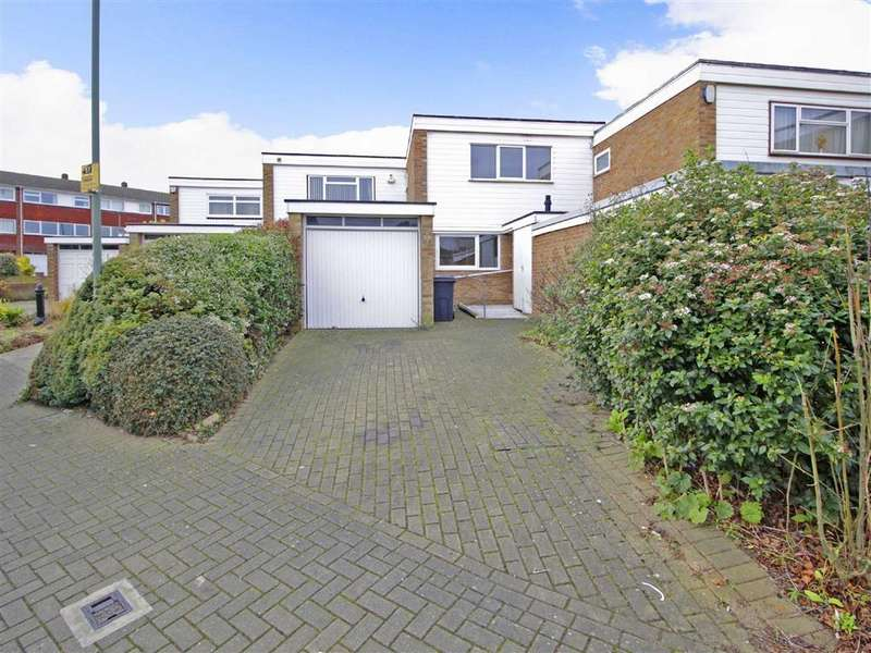 3 Bedrooms Terraced House for sale in Tandridge Drive, Orpington, Kent