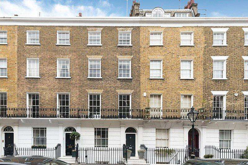 4 Bedrooms Terraced House for sale in Alexander Place, South Kensington, London, SW7