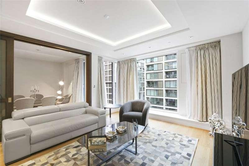 3 Bedrooms Flat for sale in Lord Kensington House, 5 Radnor Terrace, London, W14