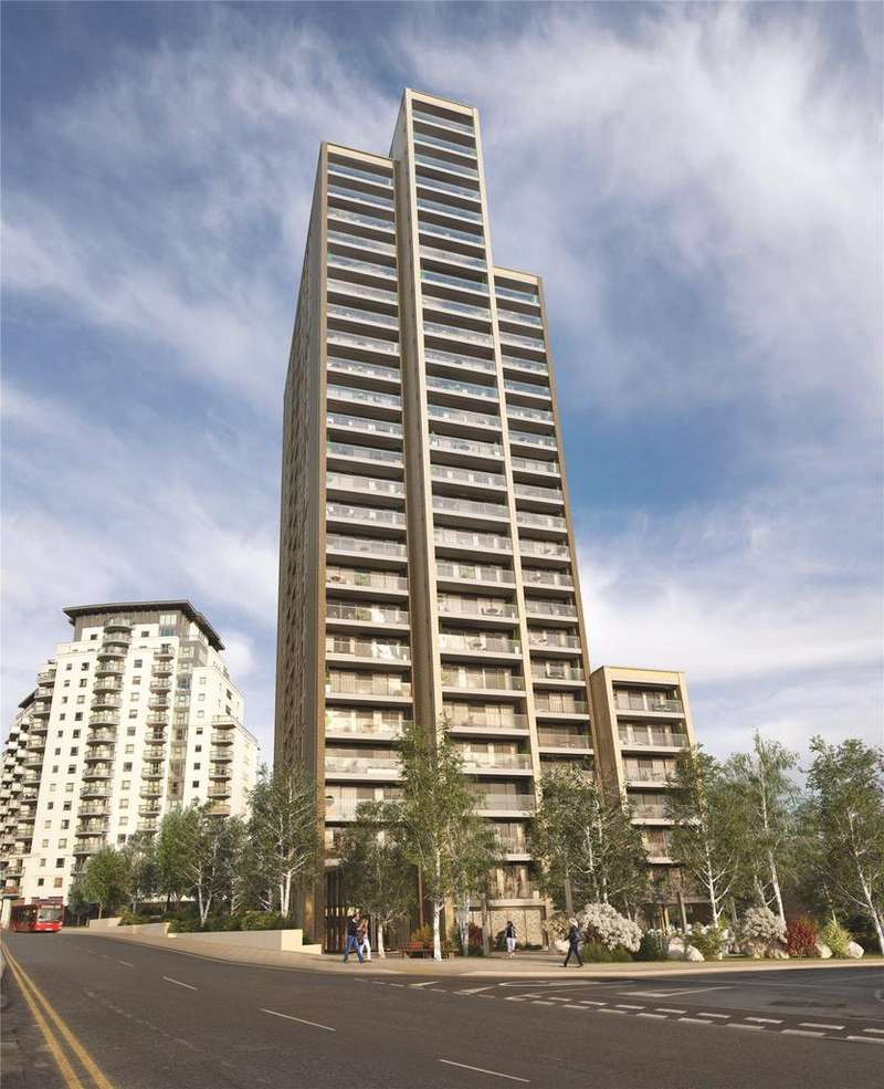 1 Bedroom Flat for sale in Limeharbour Road, Isle Of Dogs, London, E14