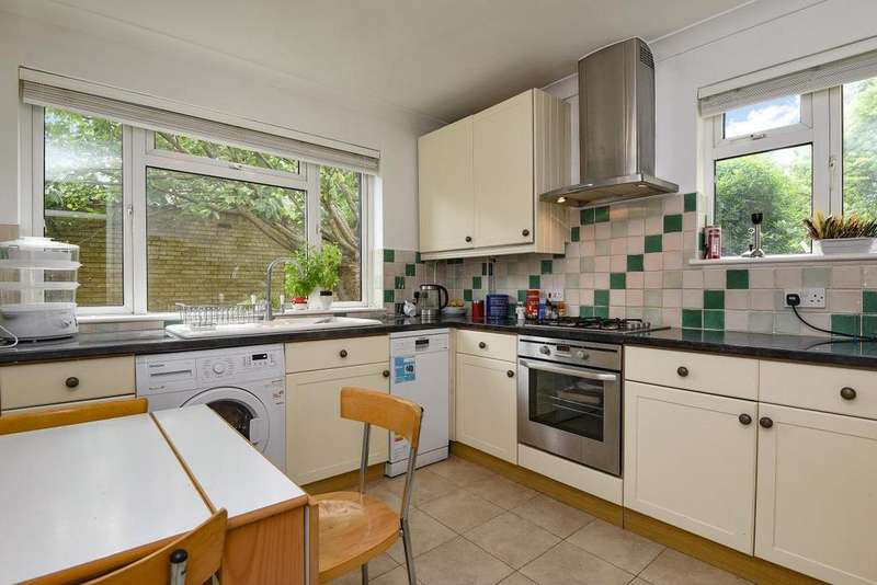 2 Bedrooms Flat for sale in Hilldrop Crescent, Islington