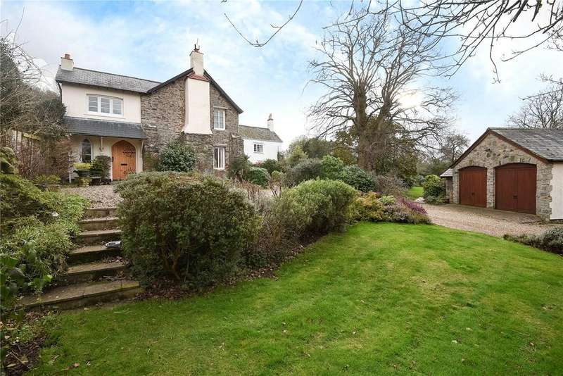 5 Bedrooms House for sale in Selworthy, Minehead, Somerset, TA24