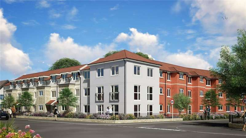 2 Bedrooms Apartment Flat for sale in Staple Hill Road, Staple Hill, Bristol, BS16
