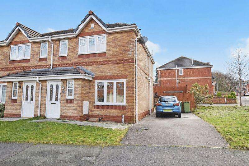 3 Bedrooms Semi Detached House for sale in Old Coach Road, Runcorn