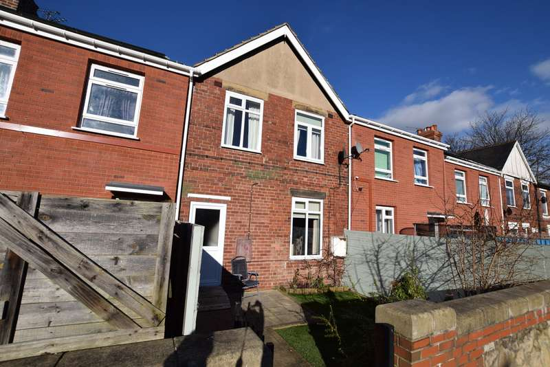 3 Bedrooms Terraced House for rent in Coppice Road, Highfields DN6