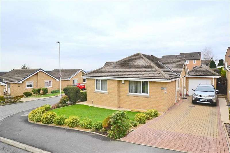 2 Bedrooms Detached Bungalow for sale in Hartlands Close, Burnley, Lancashire