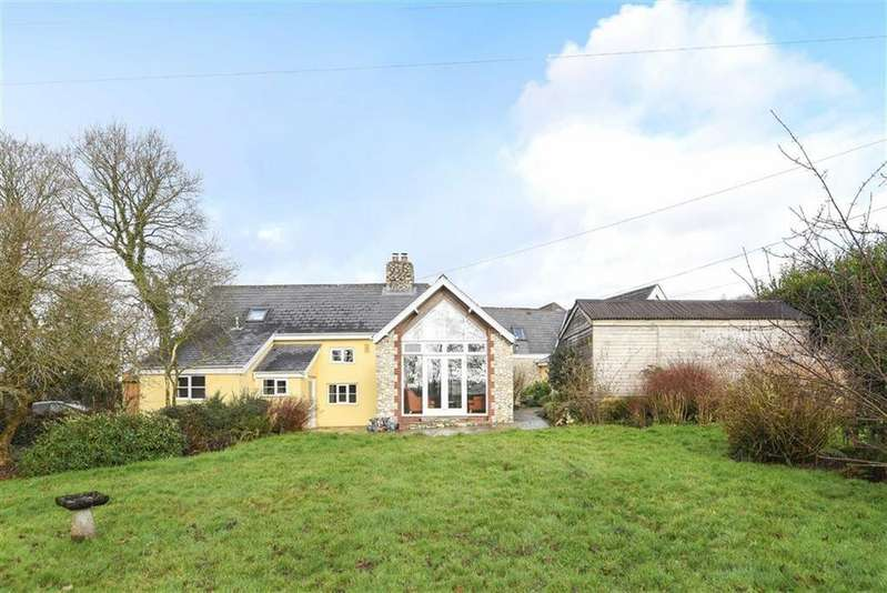 4 Bedrooms Detached House for sale in Wilmington, Honiton, Devon, EX14
