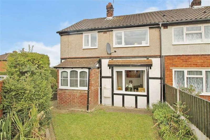 2 Bedrooms End Of Terrace House for sale in Hammonds Place, Gobowen