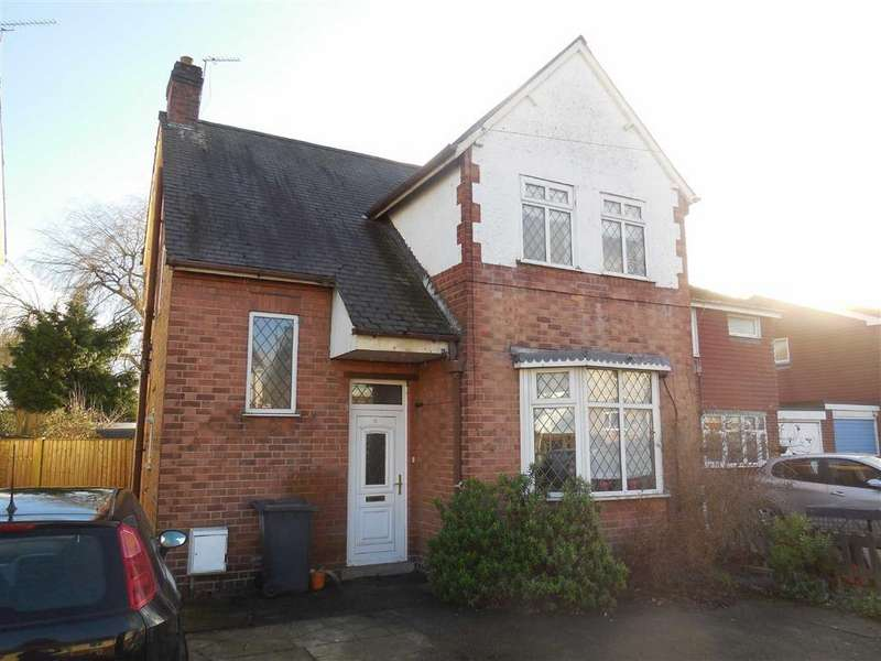 3 Bedrooms Detached House for sale in Westfield Road, Hinckley