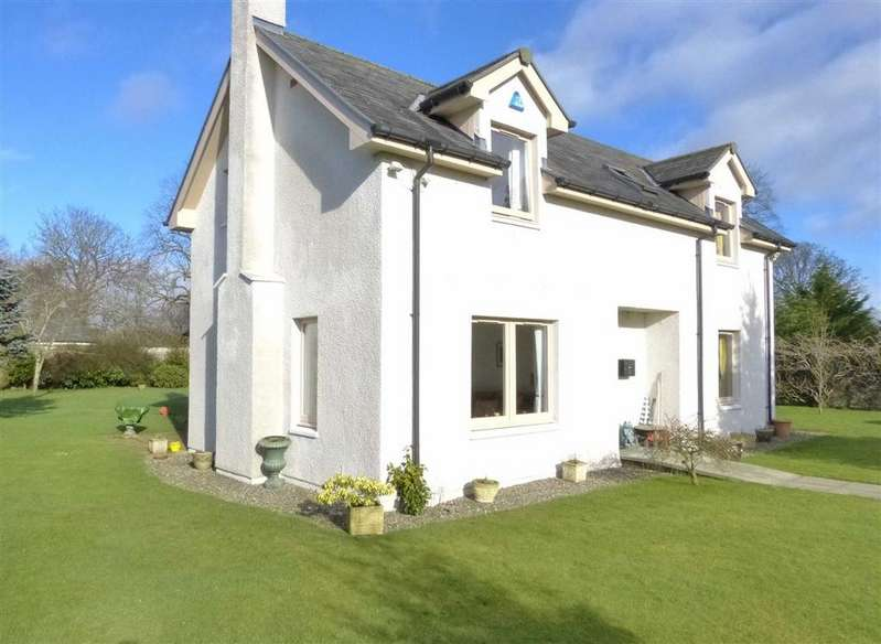3 Bedrooms Detached House for sale in Myreriggs Road, Blairgowrie, Perthshire