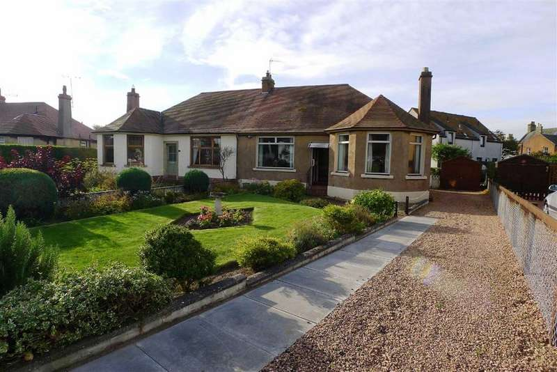 3 Bedrooms Bungalow for sale in Woodside Crescent, Elie, Fife