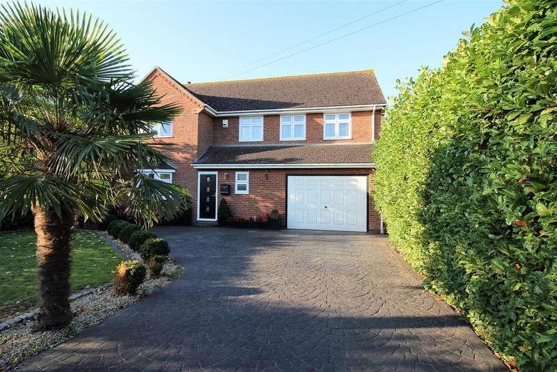 4 Bedrooms Detached House for sale in Princess Margaret Road, East Tilbury, Tilbury