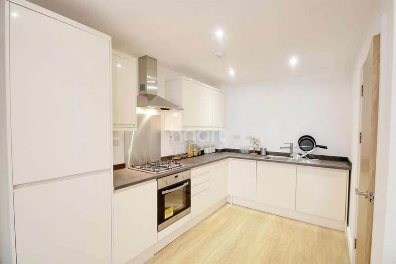 2 Bedrooms Flat for sale in Town Centre New Build Apartment