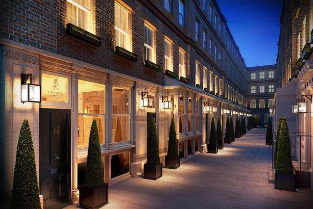 2 Bedrooms Flat for sale in Pinks Mews, Holborn