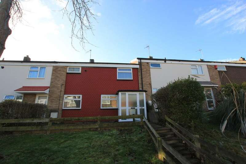 3 Bedrooms Terraced House for sale in Archer Road, Stevenage