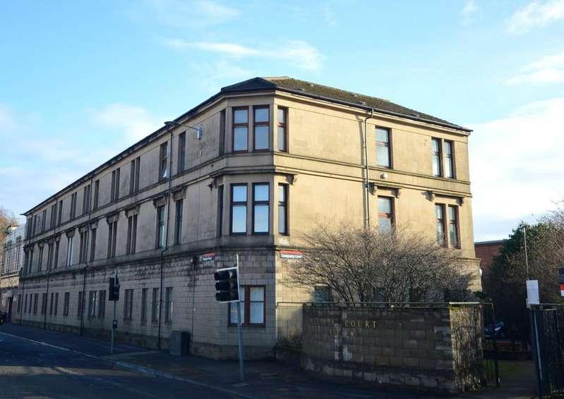 1 Bedroom Flat for sale in Bruce Street, Clydebank G81 1TT