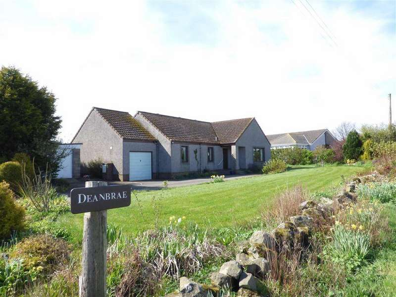 3 Bedrooms Bungalow for sale in Near Cupar, Fife