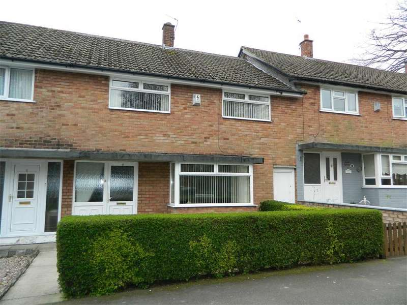 4 Bedrooms Terraced House for rent in Torrington Gardens, Thingwall, Wirral, CH61