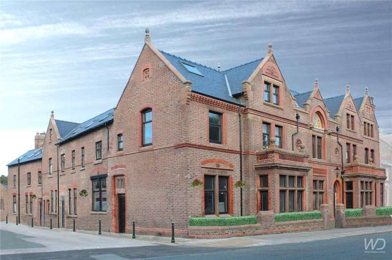 2 Bedrooms Town House for sale in Derby Lane, Liverpool, Merseyside, L13