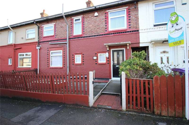 3 Bedrooms Terraced House for sale in Tollerton Road, Liverpool, Merseyside, L12