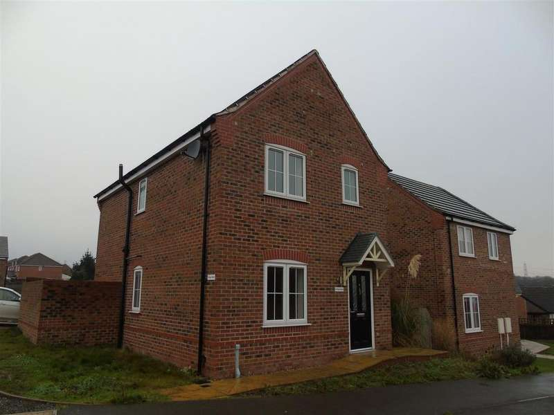 3 Bedrooms House for sale in Piper Road, Arkwright Town, Chesterfield