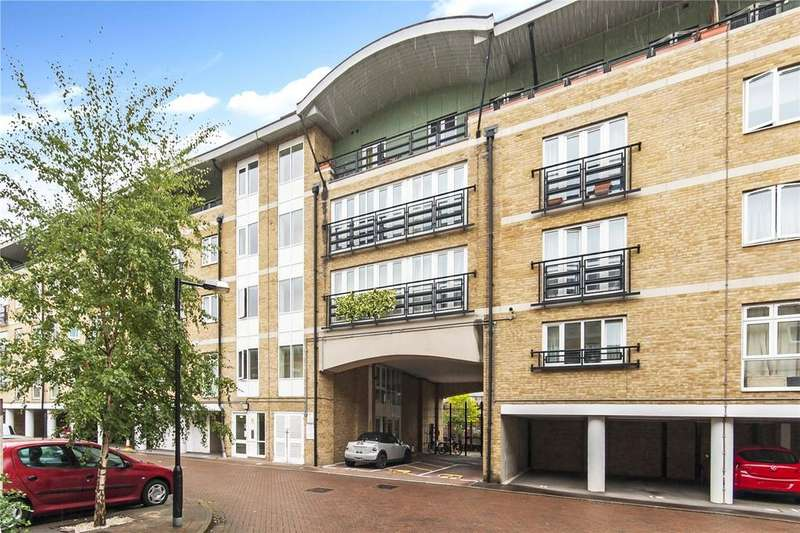 2 Bedrooms Flat for sale in Locksons Close, E14