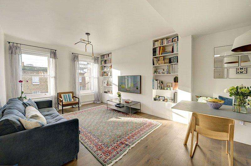 2 Bedrooms Apartment Flat for sale in Upper Montagu Street, London