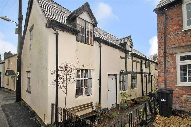 2 Bedrooms Detached House for sale in Church Street, Llanrhaeadr Y M