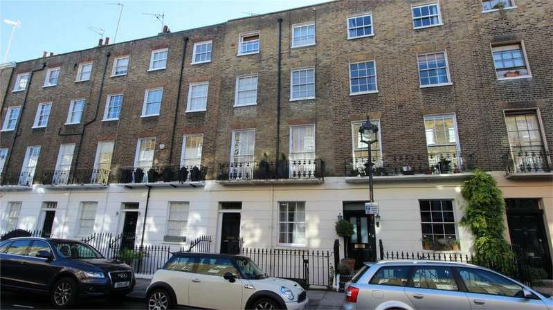 Studio Flat for sale in Balcombe Street, Marylebone, London