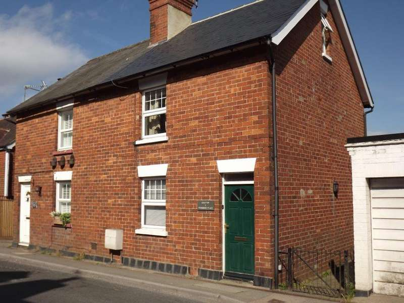 2 Bedrooms Semi Detached House for sale in Sparrows Green Road, Wadhurst