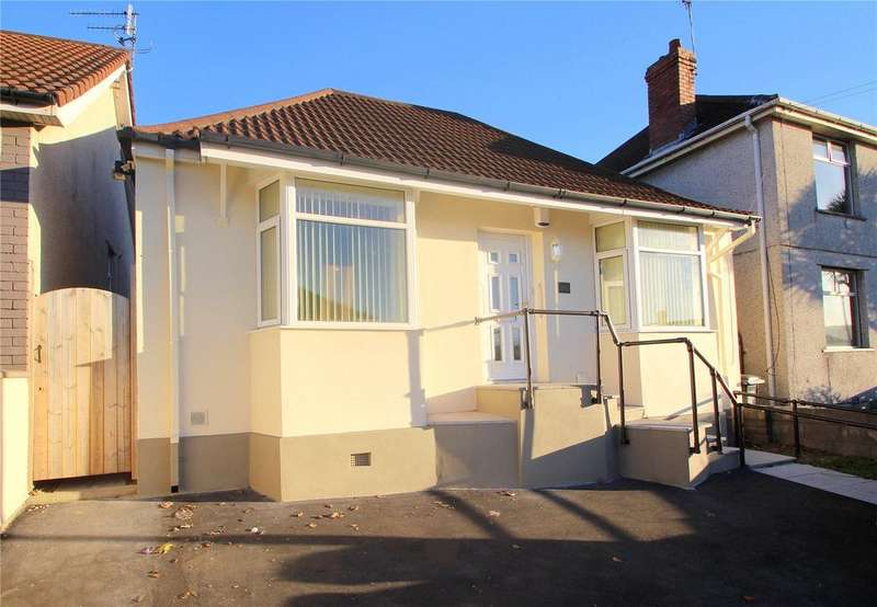 3 Bedrooms Detached Bungalow for sale in Bishopsworth Road, Bedminster Down, BRISTOL, BS13