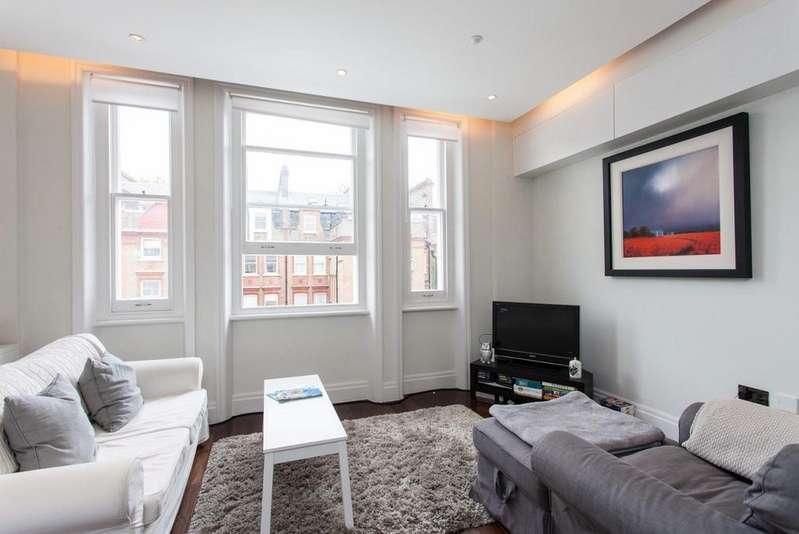 2 Bedrooms Apartment Flat for sale in Harrington Gardens, South Kensington