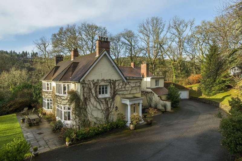 8 Bedrooms Detached House for sale in Northmoor Road, Dulverton, Somerset, TA22
