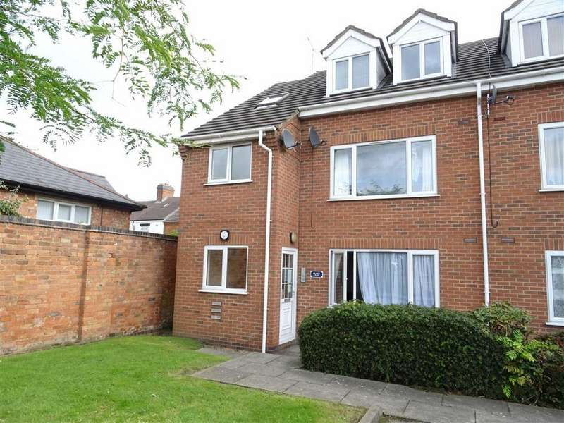 1 Bedroom Flat for sale in Highfield Court, Earl Shilton