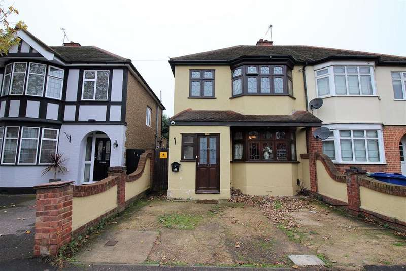 3 Bedrooms Semi Detached House for sale in Heathview Road, North Grays