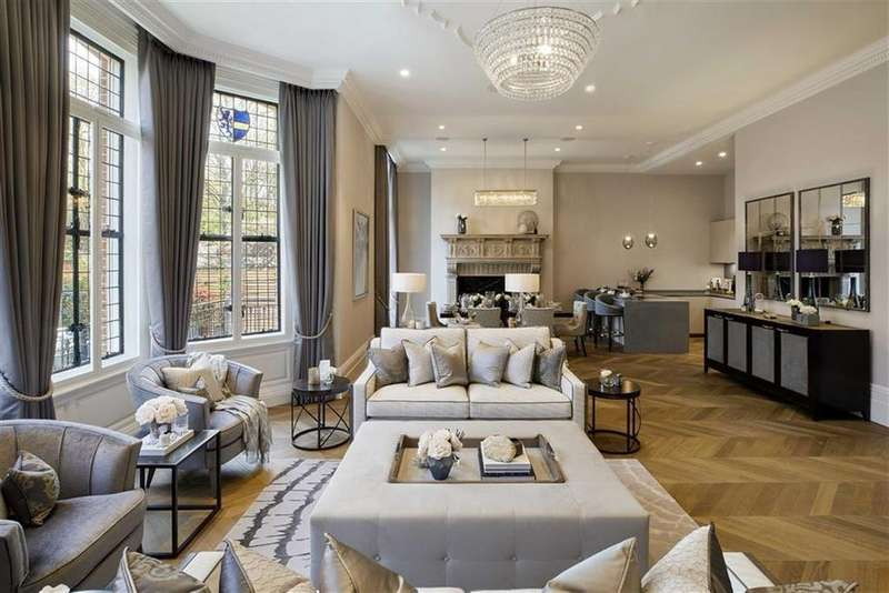 3 Bedrooms Flat for sale in Otto Schiff Mansions, Hampstead, London