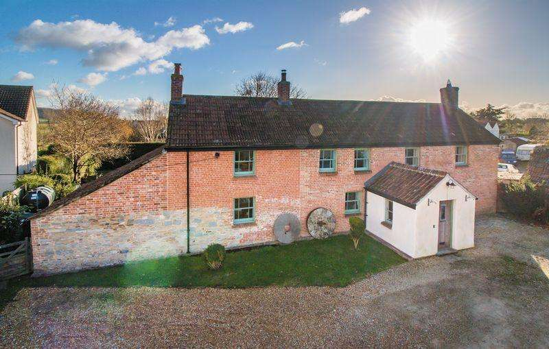 4 Bedrooms Detached House for sale in Mill Lane, Othery