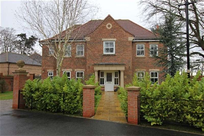 5 Bedrooms House for rent in Willow Close, Woodleigh Manor, Brandesburton, Driffield