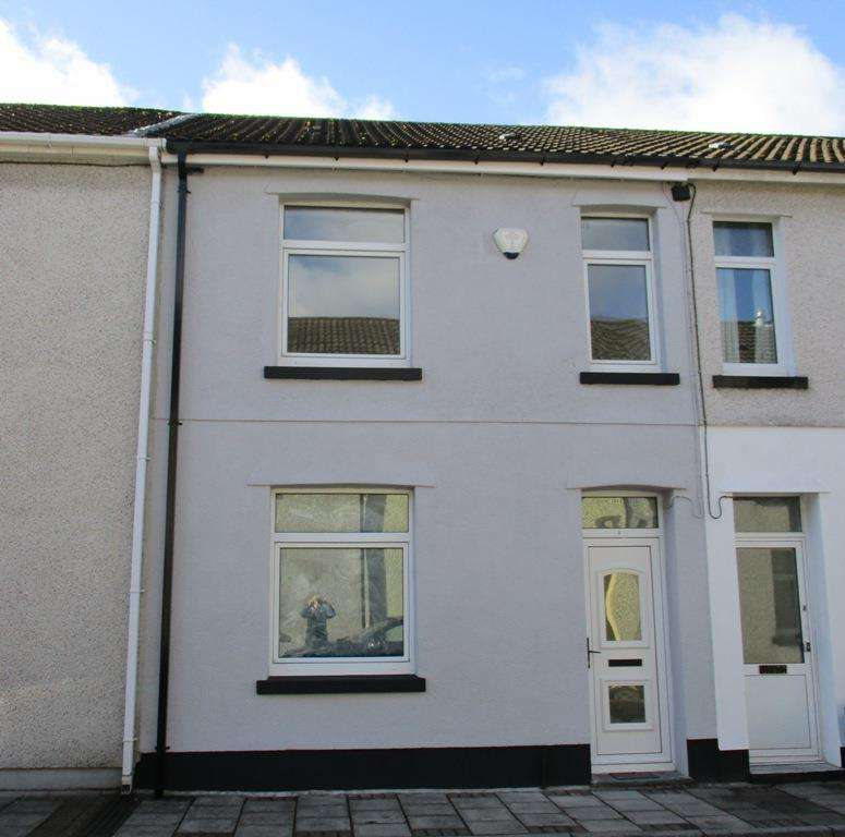 3 Bedrooms Terraced House for sale in Violet Street, Aberaman