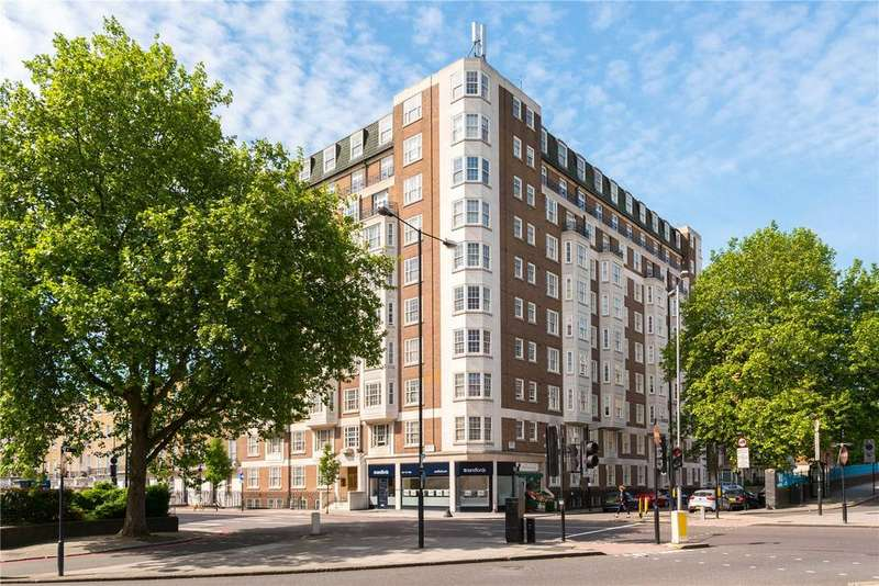 2 Bedrooms Flat for sale in Ivor Court, Gloucester Place, London