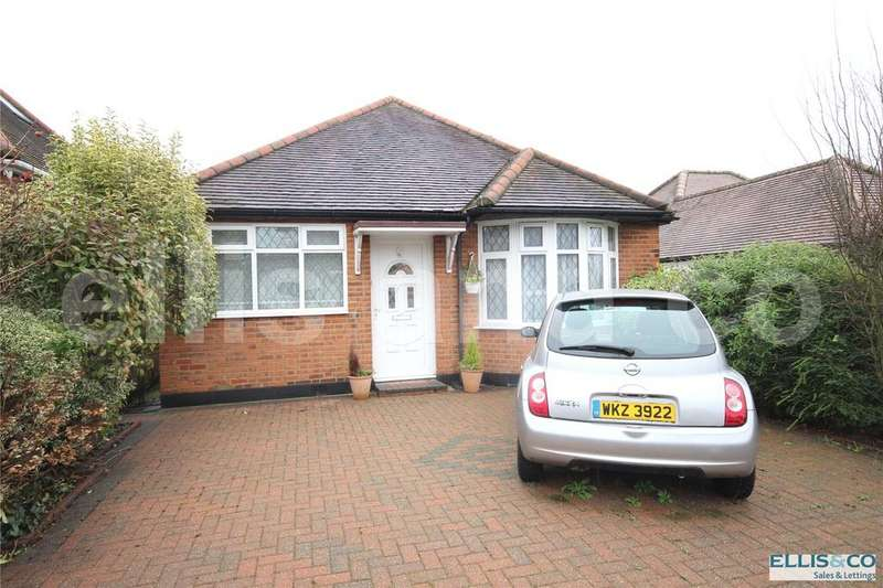 2 Bedrooms Detached Bungalow for sale in Featherstone Road, Mill Hill, London, NW7