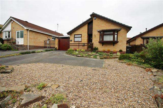 2 Bedrooms Bungalow for sale in Station Road, Mosborough, Sheffield, S20 5AD