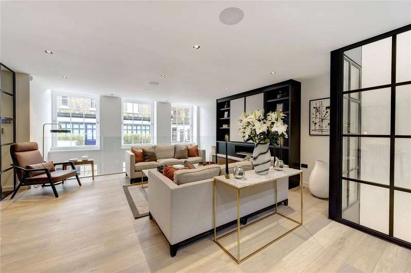 4 Bedrooms Terraced House for sale in Oldbury Place, London