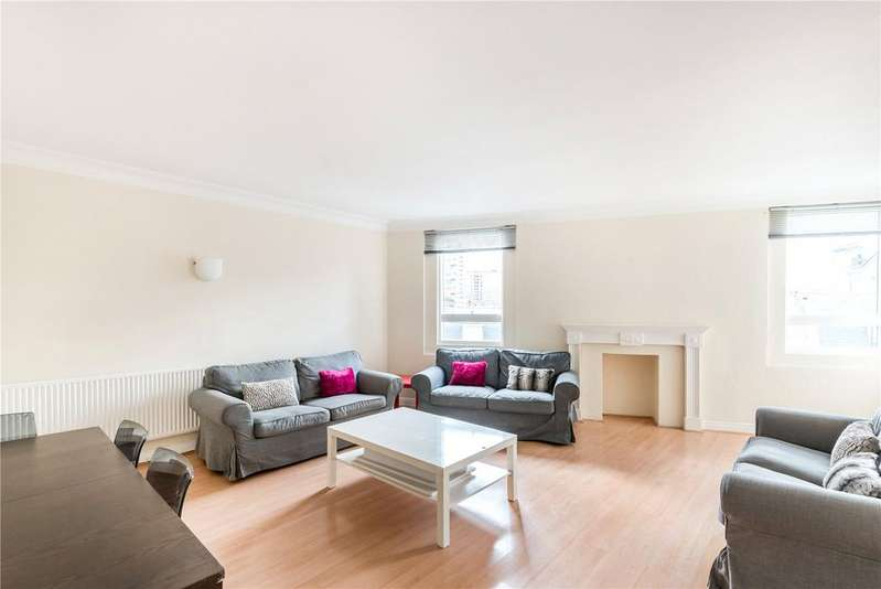 3 Bedrooms Flat for sale in Macready House, 75 Crawford Street, London