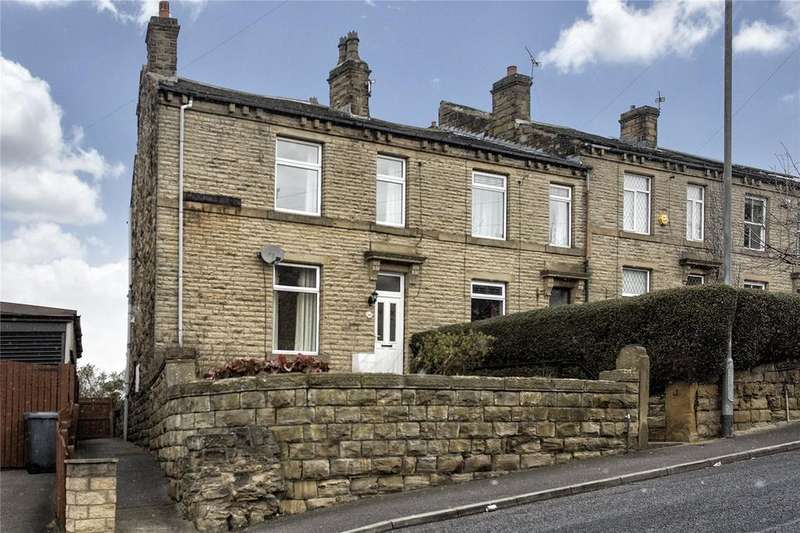 3 Bedrooms End Of Terrace House for sale in Soothill Lane, Soothill, Batley, WF17