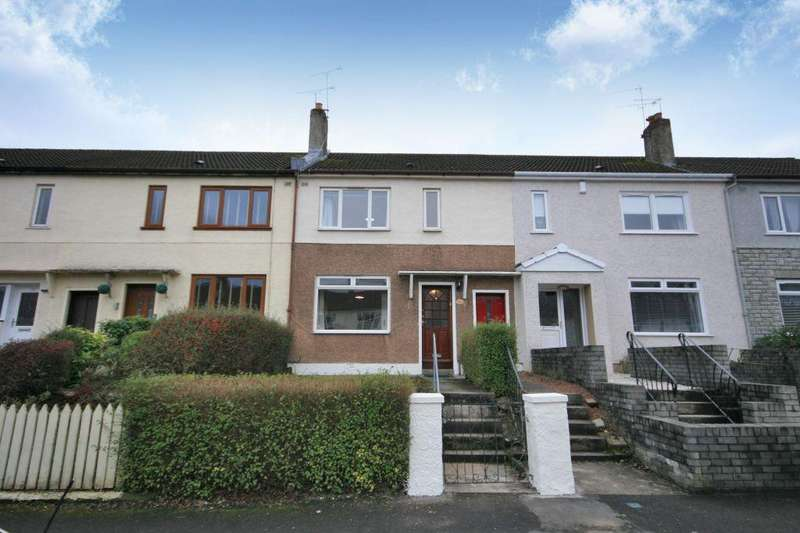 3 Bedrooms Villa House for sale in 174 Westland Drive, Jordanhill, Glasgow, G14 9JL